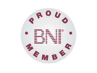 proud member of BNI in Sarasota, Florida