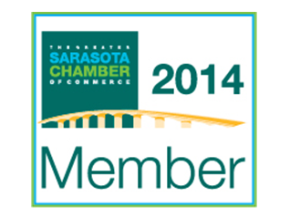 Member of the Sarasota Chamber of Commerce
