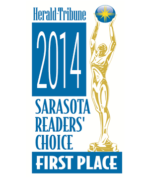 Herald-Tribune Reader's Choice Winner 2014