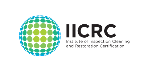 IICRC Certified for Carpet Cleaning, Floor Cleaning and Fabric Cleaning