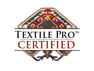 Textile Pro Certified firm - Finest Rug Cleaners in the World